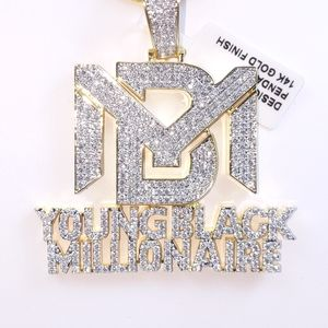 Icy B.M. Young Black Millionaire